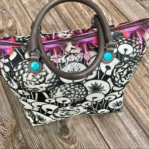GABS Italian leather purse